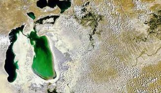 El caso del mar de Aral