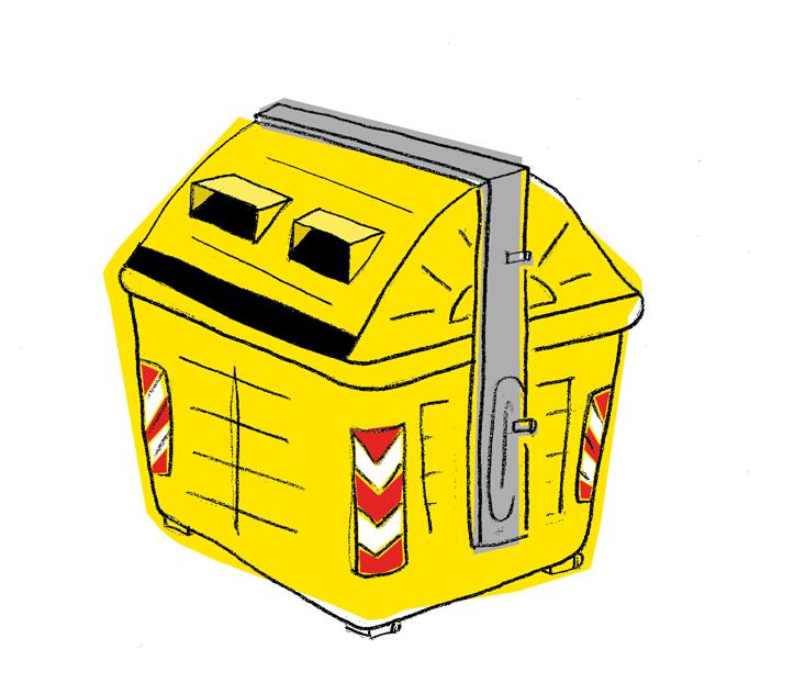 Lista de materiales reciclables