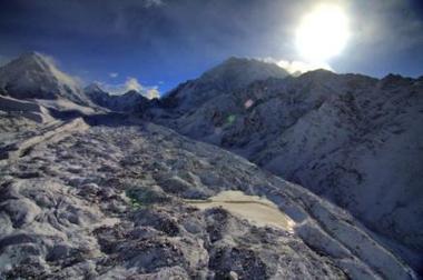 Himalaya_Deshielo_Glaciar