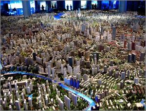 Shanghai-Urban-Planning