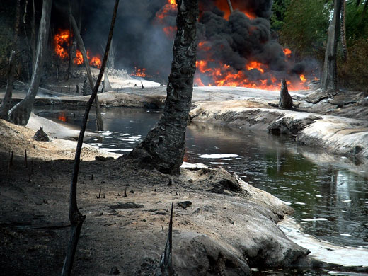 Shell-in-the-Niger-Delta