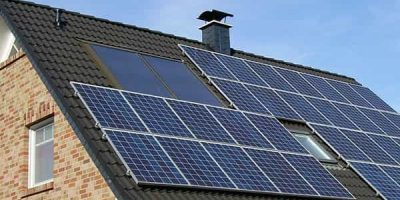 Casas que utilizan fuentes de energía alternativa