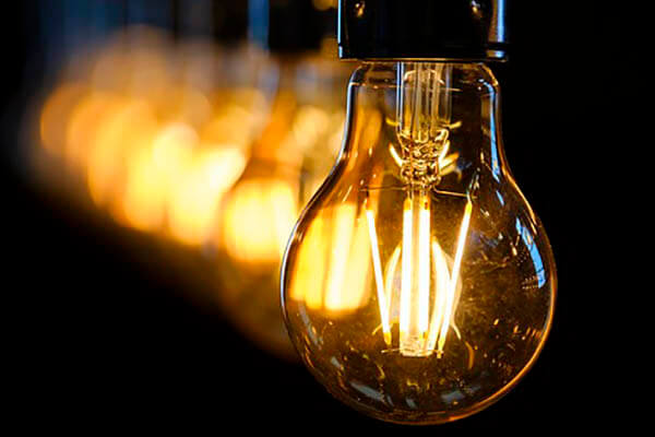 Cómo hacer una lámpara eléctrica casera