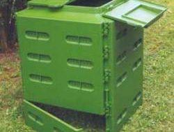 El funcionamiento de los compostadores