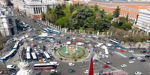 Movilidad urbana para reducir la contaminación ambiental