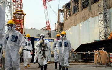 Fukushima, un accidente nuclear similar a Chernobyl