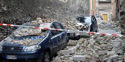 Terremotos más destructivos en la historia de cada continente